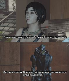 Funny Quotes Meets Bioware