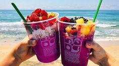 5 Best Acai Bowls In Huntington Beach - Acai bowls are a delicious morning staple here in Huntington Beach. Packed with antioxidants thanks to the beloved Brazilian acai berry, the sweet concoctions are usually topped with fruit and granola and are a welcome twist on your average breakfast smoothie. Here are five spots to get your fix and fuel your day in Surf City USA. And remember—you can enjoy them for any meal. We certainly do!