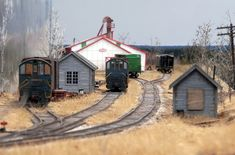 Diorama, Escala Ho, Model Railway Track Plans, Grain Silo, N Scale Trains, Model Train Layouts, Layout Inspiration, Ho Scale, Model Trains