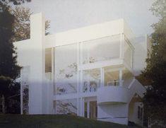 Richard Meier, dom Smitha w Darien, Connecticut, 1965-1967