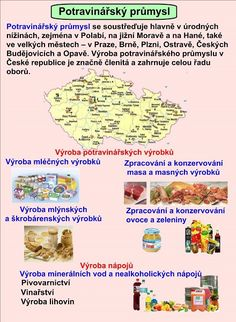 PRŮMYSL :: Béčko-Tc Czech Republic, Geography