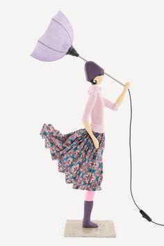 Skitso Girls Maria Luccia Lampa - 85 cm Handmade Lamps, Best Sellers, Ballet, Summer Dresses, Girls, Fashion, Toddler Girls, Moda, Summer Sundresses