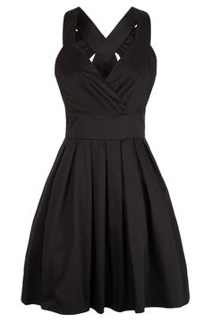 Everybody needs a little black dress!