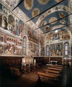 Altichiero da Zevio (Zevio, 1330 circa – Verona, 1390 circa) Oratorio di San Giorgio - Padova. (via Musei Italiani on Facebook)
