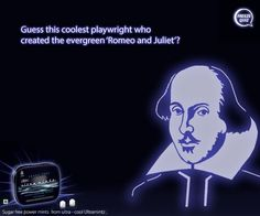 It's the birth anniversary of this English literature pioneer. Can anyone guess who is he? #FreezeQuiz