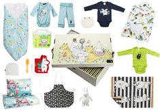 The Moomin edition Finnish Baby Box! - Moomin : Moomin