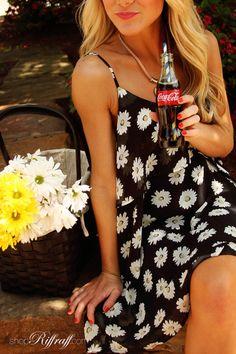 ShopRiffraff.com Summerfest Collection! Darling Daisy Dress!