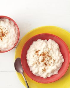 Easiest Rice Pudding