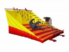 Buy cheap and high-quality Jacobs Ladder. On this product details page, you can find best and discount Inflatable Games for sale in 365inflatable.com.au