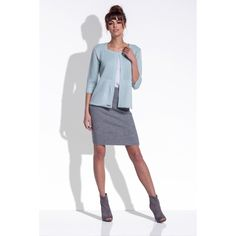 Sacou dama clasic elegant cu maneci trei sferturi #sacouridama Smart Casual, Dresses For Work, Elegant, Fashion, Classy, Moda, Fashion Styles, Fashion Illustrations, Chic