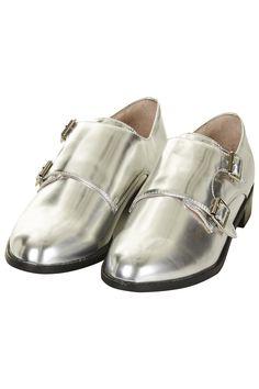 FLEETWOOD Monk Shoes Topshop £32