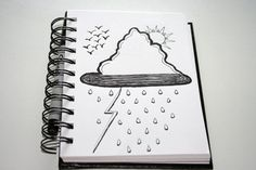 #30DOC Day 12: Weather doodle