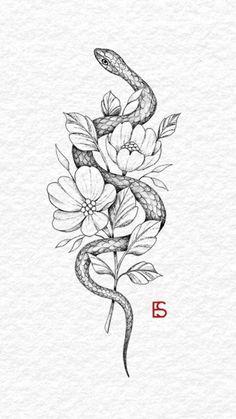 Ink-tober 2019 design by Ella Storm ( Dope Tattoos, Dream Tattoos, Badass Tattoos, Pretty Tattoos, Mini Tattoos, Beautiful Tattoos, Body Art Tattoos, Small Tattoos, Tatoos