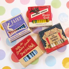 C. Dianne Zweig - Kitsch 'n Stuff: Vintage and Retro Birthday Party Collectibles Featured at Pink Grapefruit Style on Etsy.com