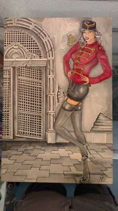 Tower of terror rix rats and pinup at Facebook