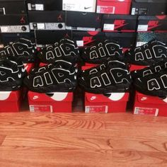 "Nike Air More Uptempo Retro 2016 ""Scottie Pippen"" GS 