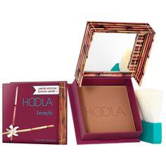 Shop Benefit Cosmetics' Hoola Matte Bronzer at Sephora. An award-winning Hoola Matte Bronzing powder—now available in four shades for a sunkissed glow. Calendula Benefits, Matcha Benefits, Lemon Benefits, Coconut Health Benefits, Benefit Hoola, Beauty Box, Beauty Makeup, Makeup Kit, Skin Makeup