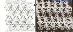 Crochet : Hairpin lace stitch
