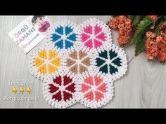 Doily Patterns, Baby Knitting Patterns, Crochet Patterns, Best Trade, Crochet Doilies, My Arts, Blanket, Sewing, Youtube