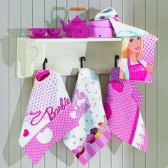 Pano de Copa Barbie Chef - Kids - Lepper Kids