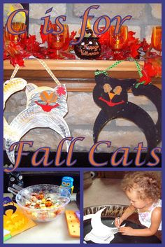 C is for Cats. Paper Plate Cat preschool craft. Dramatic Play Preschool Activities. Creative ABCs - Preschool Alphabet Activities and Crafts.