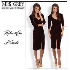 Choose to wear a perfect dress :) https://missgrey.ro/ro/rochii/rochie-anne/218?utm_campaign=t3&utm_medium=regular_post&utm_source=pinterest_produs