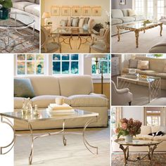 collection of luxurious coffee tables suited for both traditional and contemporary interiors; coffee tables; living room ideas