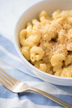 Jillian Harris Vegan Butternut Squash Mac N Cheese