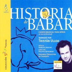 Historia de Babar - www.bateaulune.com -