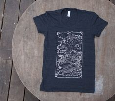 Game of Thrones TShirt  Map of Westeros Tee on by TypsyGypsyTees, $20.00