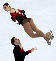 Faces of Olympic Figure Skating