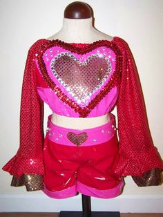Hey, I found this really awesome Etsy listing at https://www.etsy.com/listing/214410214/valentines-ooc-wear-size-2t-other-sizes