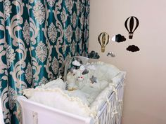 Bassinet, Cribs, Toddler Bed, Balloons, Furniture, Home Decor, Cots, Child Bed, Crib