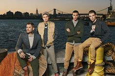 Original Penguin Collection: on the Waterfront and the Duality of Men!