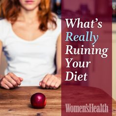 12 Reasons You Can't Lose Weight