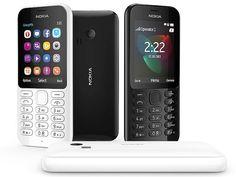Nokia 222 And Nokia 222 Dual SIM Feature Phones Announced