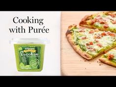 Calories per Serving: Servings: Active Time: 5 minutes, Total Time to Make: 15 minutes Bruschetta Pizza, Wegmans Recipe, Sauces, Sans Gluten, Gluten Free, Calories, Pizza Recipes, Meals, Dinners