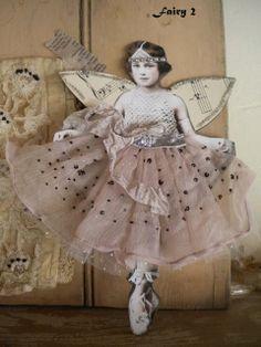 Bailarina antigua...