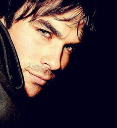 i do not think it is possible to be any more good-looking! Damon Salvatore, Delena, Christian Grey, Pretty Boys, Pretty Men, Love Him, Vampire Bites, Vampire Daries, Gorgeous Men