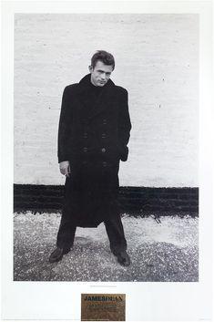 Dennis Stock Vintage Poster: James Dean – Magnum Photos