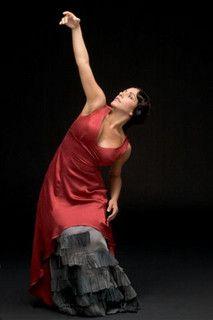 Eva Yerbabuena-- So beautiful!