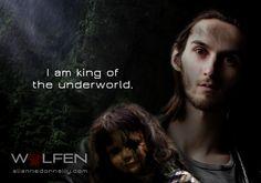 Run faster... #Wolfen  http://aliannedonnelly.com/wolfen