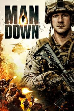 When a U.S. Marine returns home from Afghanistan, he finds that the place he once called home is no better than the battlefields he fought on overseas. Accompanied by his best friend, he searches desperately for the whereabouts of his estranged son and wife. In their search, the two intercept a man carrying vital information about his family. Clifton Collins Jr, Kate Mara, Tory Kittles, Gabriel, Thriller, Jai Courtney, Drama, Shia Labeouf, Man Down