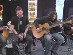 Saving Abel  - Have You Ever Seen the Rain (acoustic)    Not as good as CCR, but he certainly does this song justice!