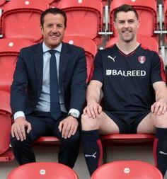 Balreed Rotherham United Shirt Sponsor