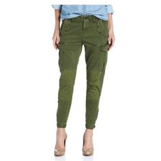 G-Star Pants - G-Star Green Cargo Pant