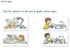 LOS ESTADOS DEL AGUA                             ACTIVIDAD 1               ... Chemistry, Kindergarten, Blog, Comics, School, Water, Natural, Videos, Schoolgirl