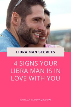 How can you tell if your Libra man is in love with you? There are some very clear things to look for. He has a certain appeal in his appearance and actions. Keep reading for some tell tale information that can help you determine if your Libra guy is falling for you or if he's just being a flirt.