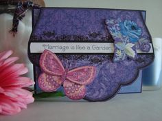 Marriage is like a Garden Anniversary by balsampondsdesign on Etsy, $3.25