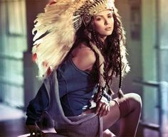 gotta have a headdress